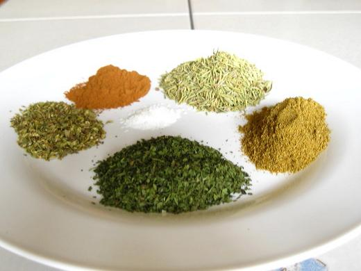 Mediterranean Spice Mix. Photo by WiGal