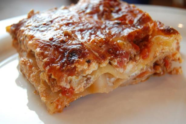 Lasagna Made Easy. Photo by Krista Roes