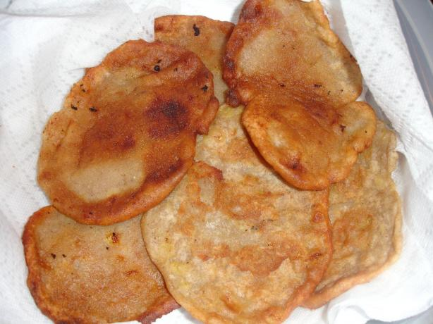 Virgin Islands Style Banana Fritters. Photo by NewMama23