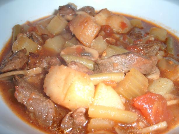Heart Healthy Beef Stew. Photo by CulinaryQueen