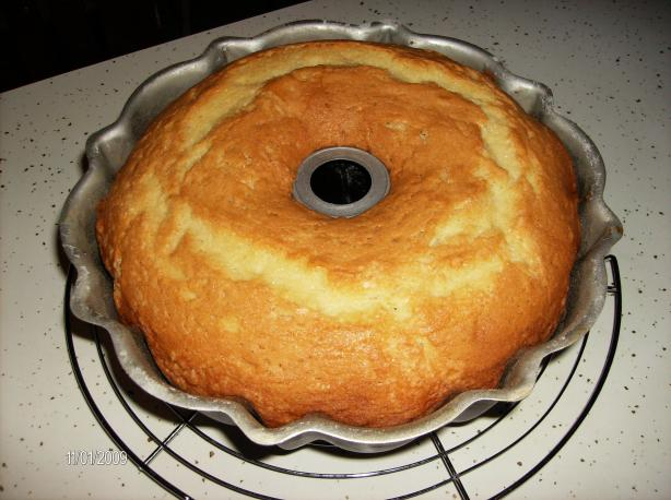 Buttermilk Pound Cake. Photo by GRANNYGRAY