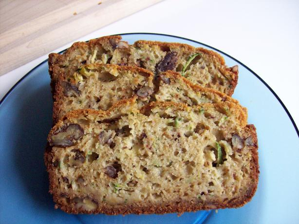 Cream Cheese Zucchini Bread (Loaf And/Or Muffins). Photo by little_wing
