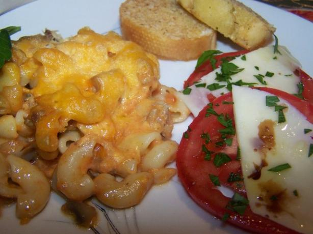 Mushroom Mania Marzetti for Mom. Photo by wicked cook 46