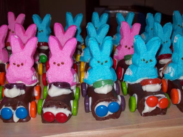 Easter Bunny Racers. Photo by Mom2Rose