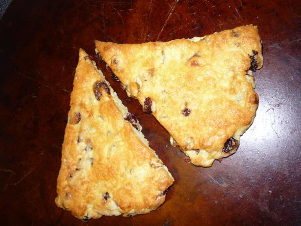 Gluten Free Scones. Photo by Robin Batterson