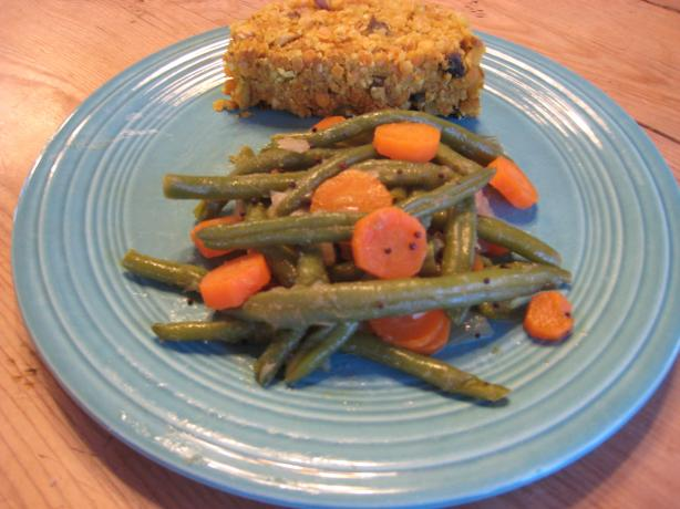 Indian-Style Green Beans Recipe - Food.com - 292756