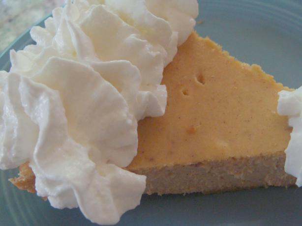 Philadelphia 3-Step Pumpkin Cheesecake. Photo by Lvs2Cook