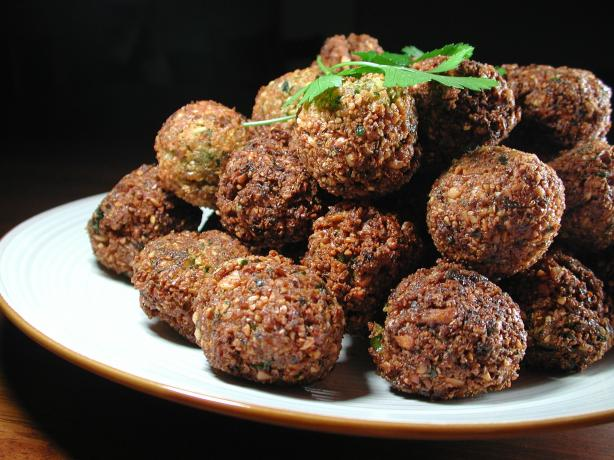 Falafel. Photo by Chef floWer