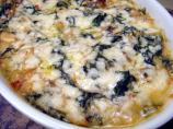 Spinach and Mushroom Casserole