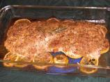 Turkey Breast Crusted With Hazelnuts and Lemon