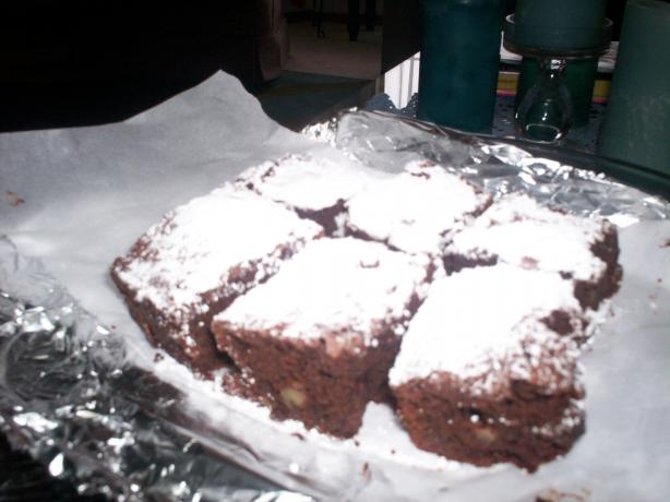 Guinness Stout Brownies. Photo by GranyKaren