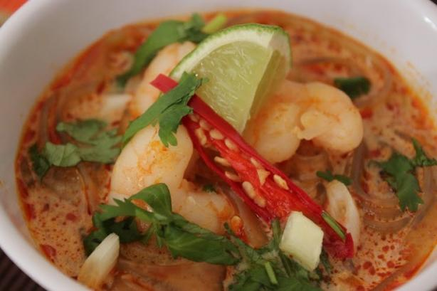 Malaysian Laksa. Photo by mickeydownunder
