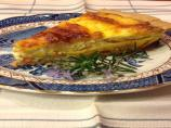 4 Pt. Weight Watcher Quiche