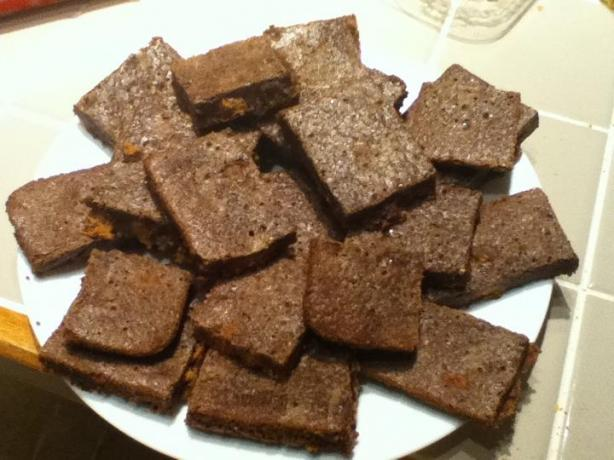 Reed&#39;s &quot;slap Yo&#39; Momma They&#39;re so Good&quot;  Brownies. Photo by giovannifalcone