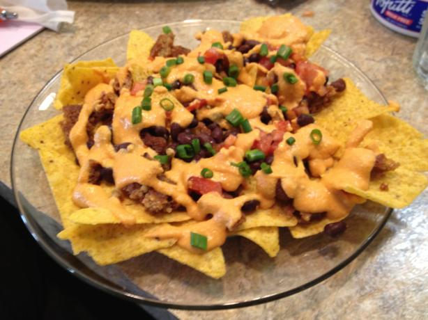 Best Vegan Nacho Cheese Sauce. Photo by joanna985