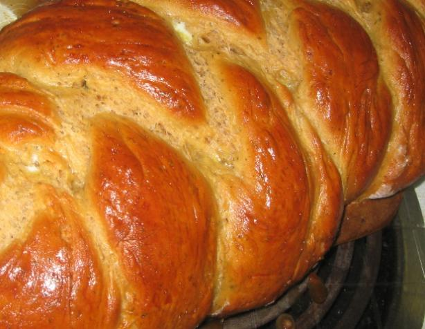 Taste of Louisiana Spiced Bread Braid. Photo by Karen Elizabeth