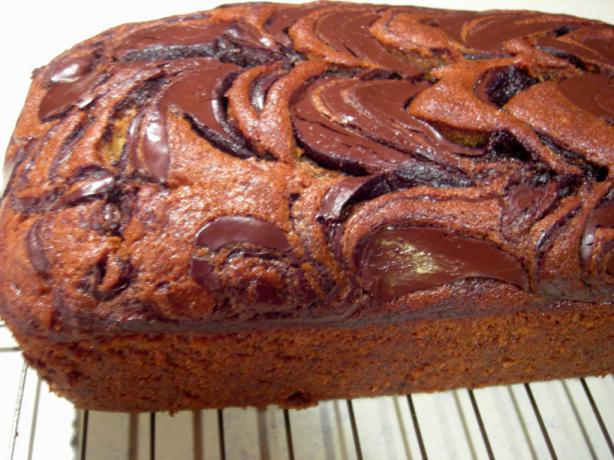 Something Different Banana Bread. Photo by Divaconviva