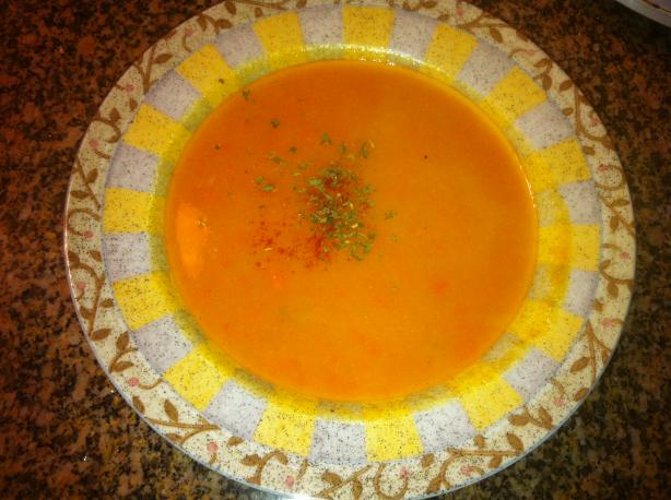 Butternut Squash Soup - Vegan. Photo by Chef #881691