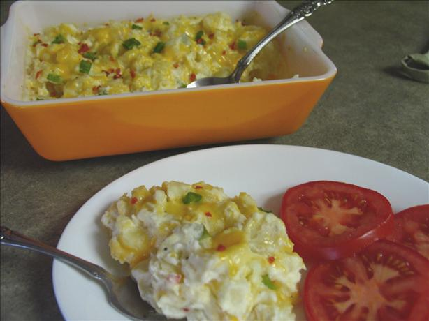 Loaded Baked Potato Salad. Photo by Junebug
