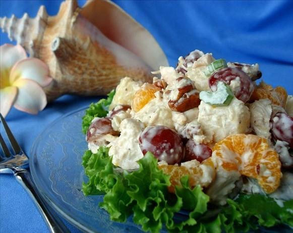 Aloha Chicken Salad. Photo by Marg (CaymanDesigns)