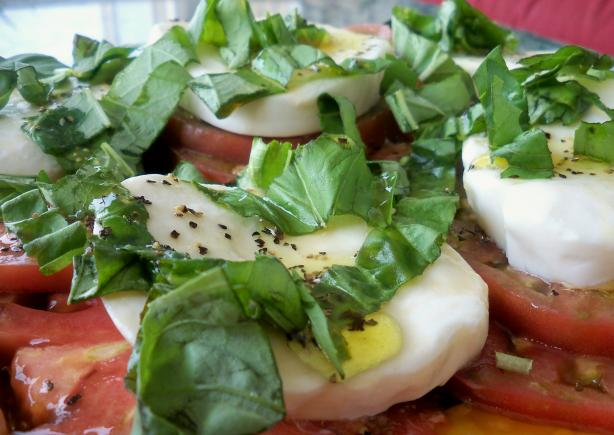 Caprese Salad. Photo by *Parsley*