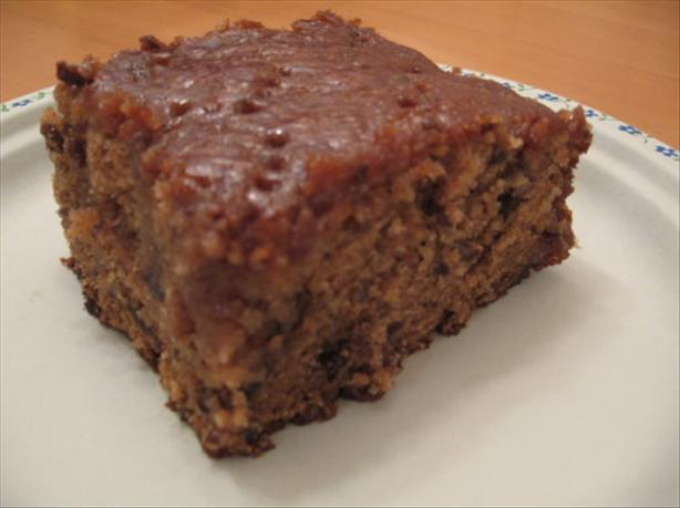 Mary's Prune Cake. Photo by Engrossed