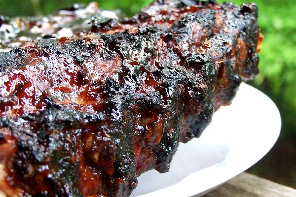 Chinese Barbecued Baby Back Ribs. Photo by NcMysteryShopper