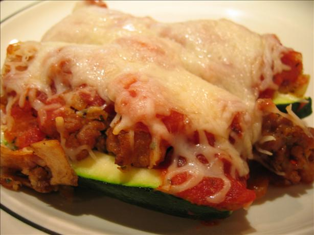 Stuffed Zucchini. Photo by Babs7