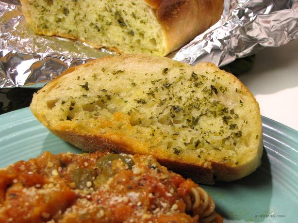 Parsley Bread. Photo by loof