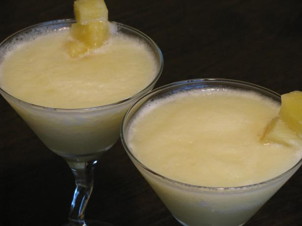 Pineapple Daiquiri. Photo by Shelby Jo