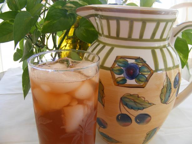Make Perfect Ice Tea. Photo by Seasoned Cook