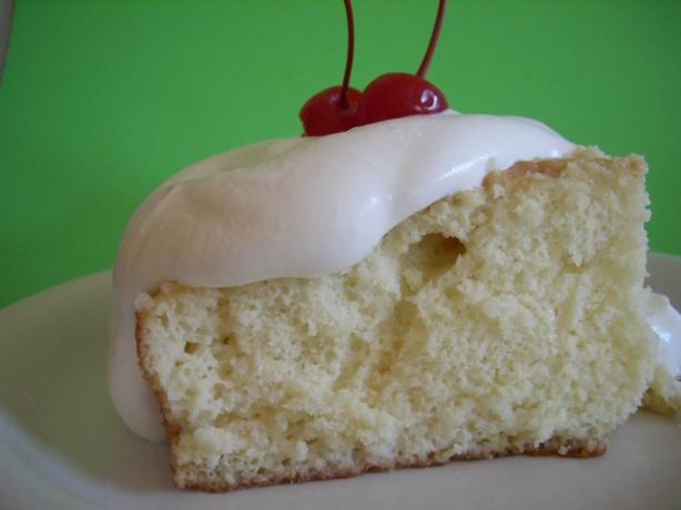 Easy Tres Leches Cake. Photo by Chef*Lee