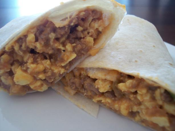 Breakfast Burritos (Once a Month Cooking). Photo by jrusk