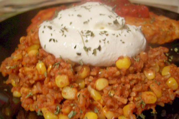 Quick &#34;Spanish&#34; Rice. Photo by lauralie41