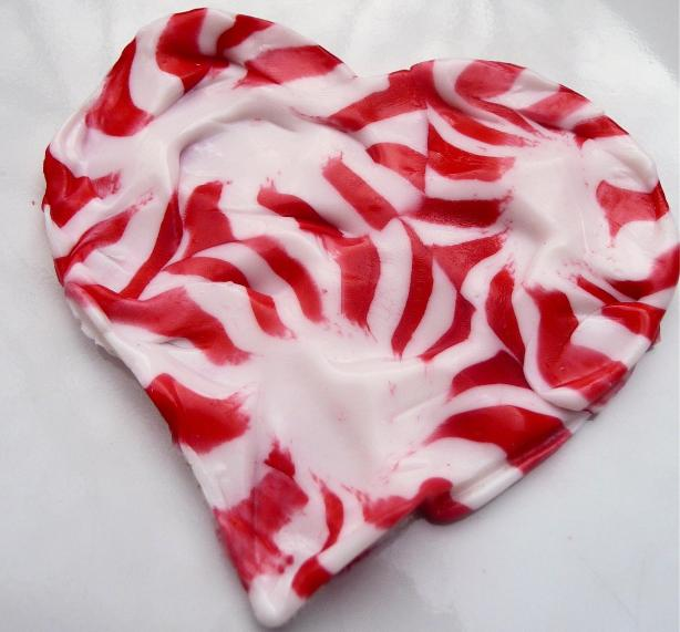 Peppermint Hearts. Photo by Cookgirl