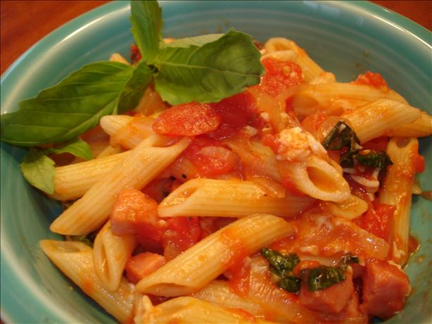 Penne All' Arrabbiata. Photo by carolinajen4
