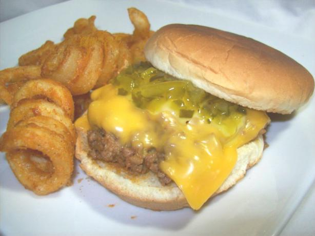 Linda's Sloppy Cheeseburger Joes. Photo by Chef shapeweaver ©