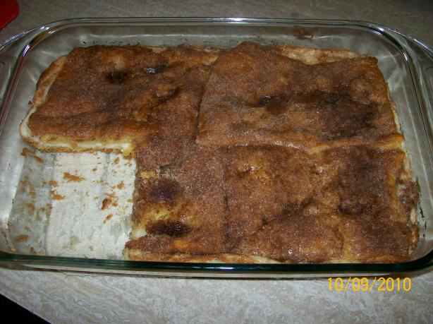Beth Moore's Sopapilla Cheesecake. Photo by Bunkie