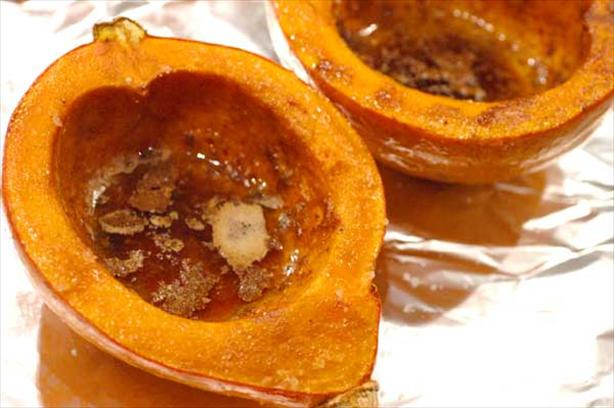 Spiced Baked Acorn Squash. Photo by Sackville