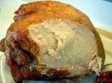 Brined Mesquite Grilled Turkey Breast
