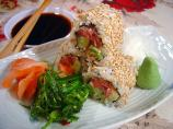 Golden Gate Roll (Sushi)