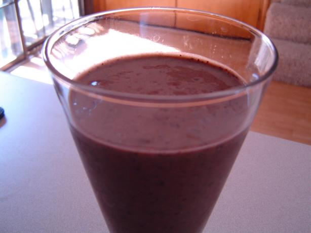 Chocolate Smoothy (Vegan, Eat for Health). Photo by mliss29