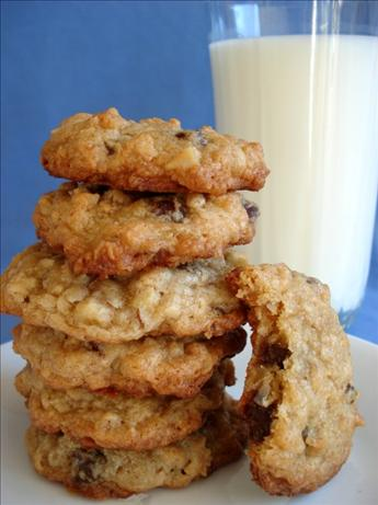 Oh My D-Lux Chocolate Chip Cookies. Photo by Marg (CaymanDesigns)