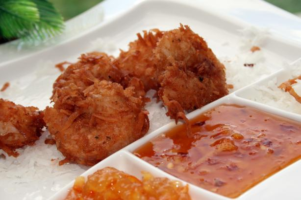 Coconut Fried Shrimp With Dipping Sauce - Bobby Deen. Photo by **Tinkerbell**