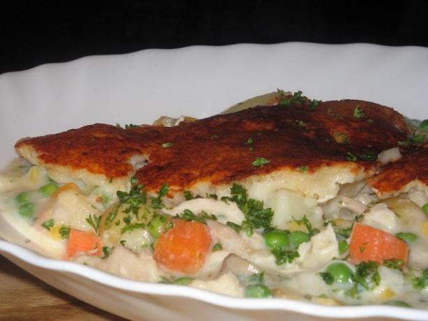 Candace's Chicken Casserole. Photo by The Flying Chef