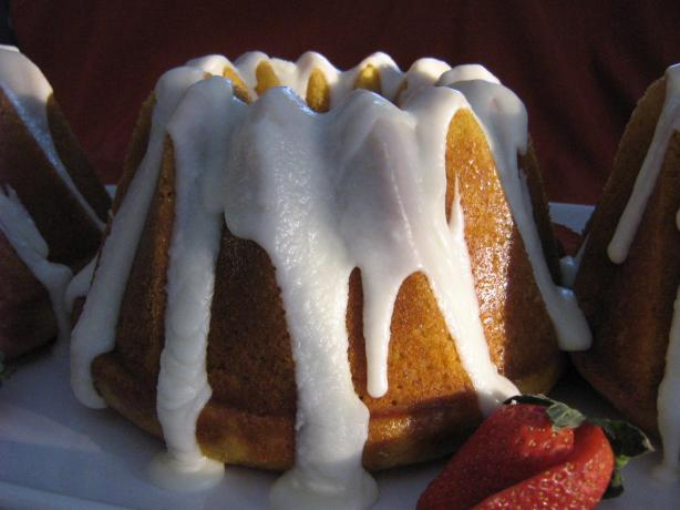 Glazed Lemon Bundt Cake. Photo by ~Leslie~