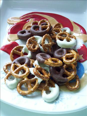 Chocolate Covered Pretzels. Photo by * Pamela *