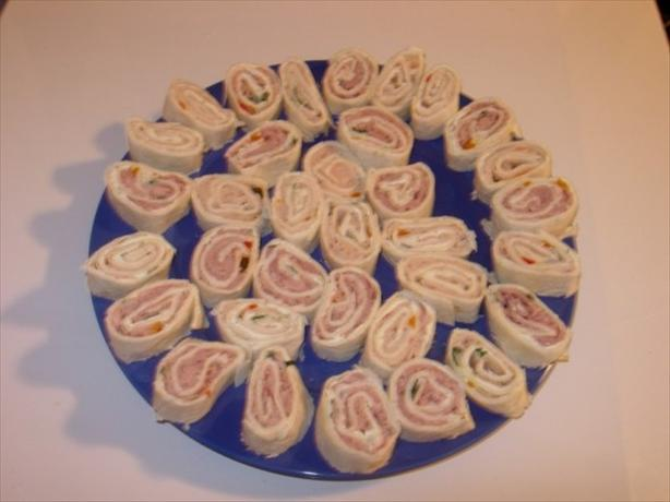 Tortilla Roll Ups. Photo by Loves2Teach