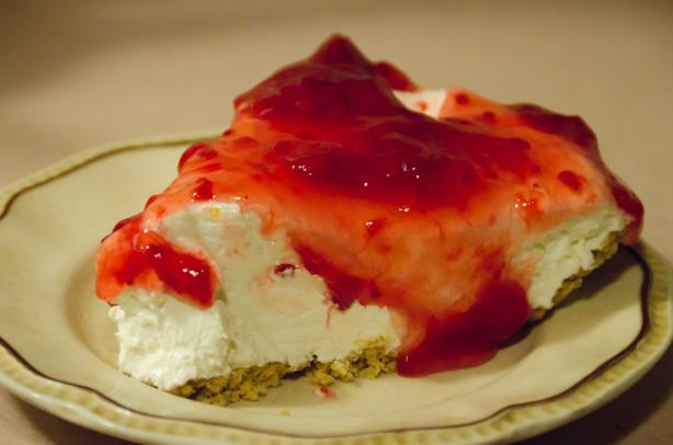 No Bake Cheesecake. Photo by truebrit