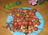Greek Baby Potato Kabobs